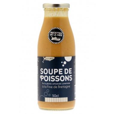 Fish Soup 0.50L