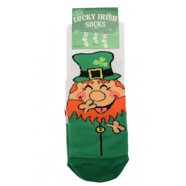 Leprechaun Men Socks