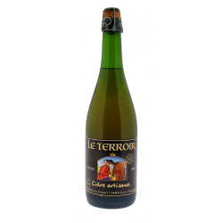 Traditional Terroir Cider 75cl  5°