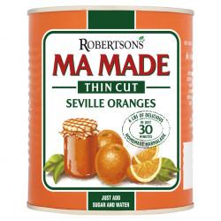 Mamade Marmalade thin cut 850g