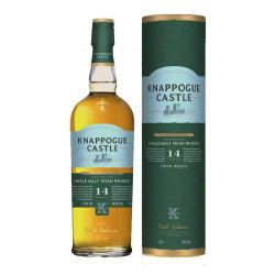 Knappogue Castle 14 ans 70cl 46°