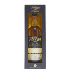 Arran Peated 2008 70cl 46°