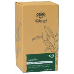 Whittard Jasmine Green Tea 50 Teabags