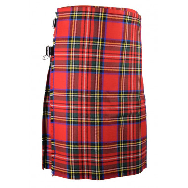 Kilt Royal Stewart Whiterose