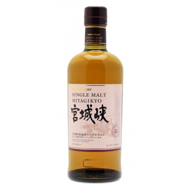 Miyagikyo Single Malt 70cl 45°