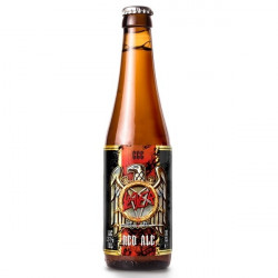 Bière Slayer Red Ale 33cl 6.5°