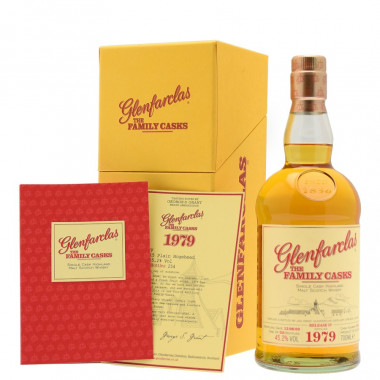 Glenfarclas Family Cask 1979 4th Edition 70cl 45.2°