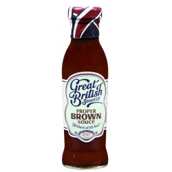 Proper Brown Sauce Great British Sauce 315g
