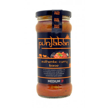 Punjaban Curry Sauce 350g