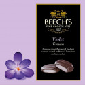 Beech's Chocolate Violet Creams 90g