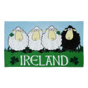 Ireland Sheep Tea Towel 80x48cm