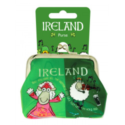 Irish Sheep Purse
