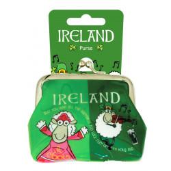 Irish Sheep Purse