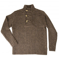 Out of Ireland Light Brown Jumper