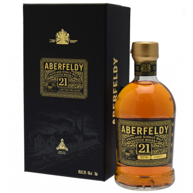 Aberfeldy 21 Year-Old 70cl 40°