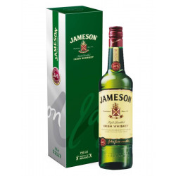 Jameson Irish Whiskey Silkscreened 70cl 40°