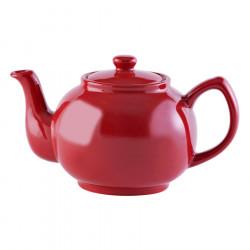 Théière Rouge 6 Tasses 1.10L