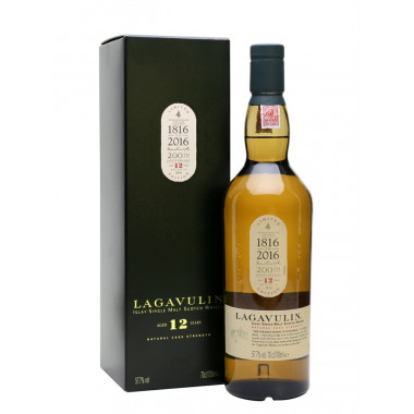 Lagavulin 12 Years Old 16th Release 70cl 57.7°