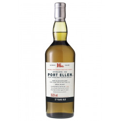 Port Ellen 37 ans 16th Release 70cl 55.2°