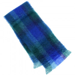 Cushendale Ascot Brushed Mohair Scarf