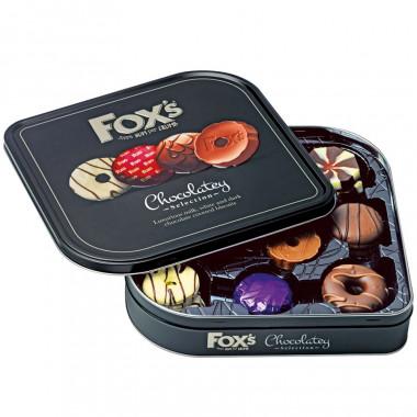 Chocolatey Selection Fox's 365g