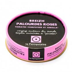 La Paimpolaise Palourde Clams Tapas 100g