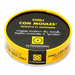 Tapas de moules La Paimpolaise 100g