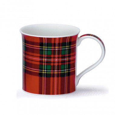 Mug Tartan Royal Stewart Dunoon 300ml