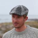 Hanna Hats Grey Erin cap