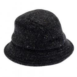 Chapeau Gris Chiné Hanna Hats