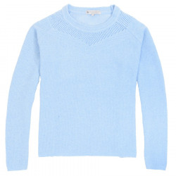 Out Of Ireland Organic Blue Sweater