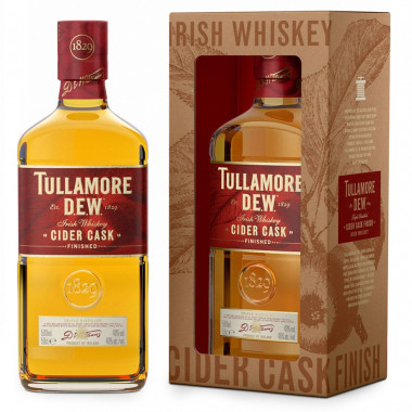 Tullamore Dew Cider Cask Finish 50cl 40°