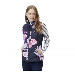 Tom Joule Navy & Printed Flowers Sleeveless Vest