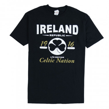 Black Ireland 1916 T-Shirt