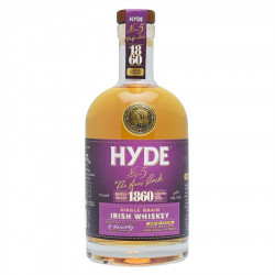 Hyde N°5 Single Grain Burgundy Finish 70cl 46°