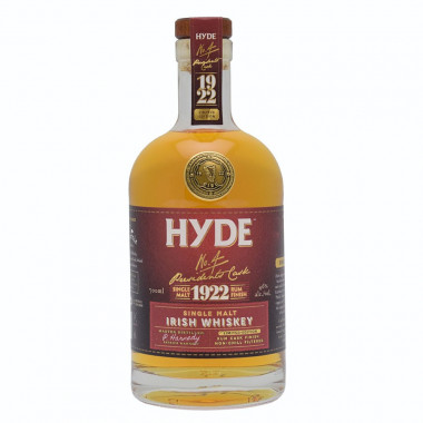 Hyde n°4 Single Malt Finition Rhum 70cl 46°