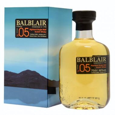 Balbair 2005 70cl 46°