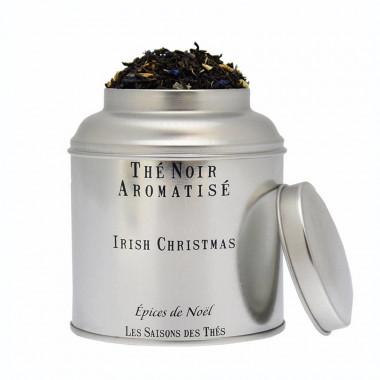 Thé de Noël Irish Christmas Boîte 125g