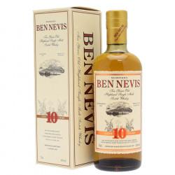 Ben Nevis 10 ans 70cl 46°