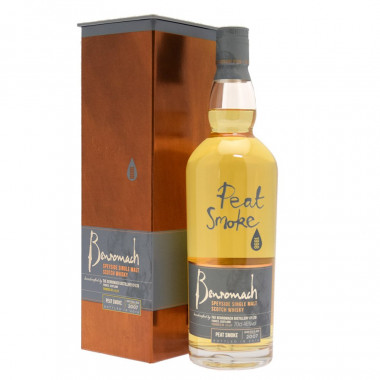 Benromach Peat Smoke 70cl 46°