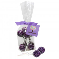 Sucettes Very Berry x 8 Mallow Tree 200g