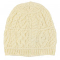 Inis Crafts Natural Beanie