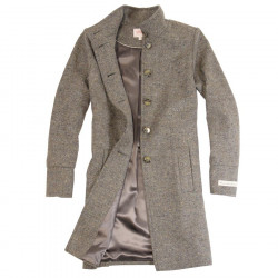 4a37da8096f9ed Avoca Mystic Heather Grey Coat