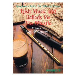 Tin Whistle Tutor Volume 2