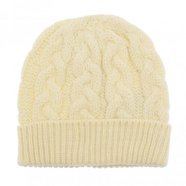 Inis Crafts Cable Knit Hat