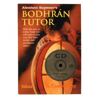 Bodhrán Tutorial & CD