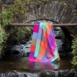 Avoca Multicolour Wool/Cashmere Plaid