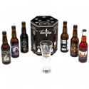 6 Lancelot Beers Gift Pack 33cl + 1 Glass