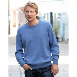 Best Yarn Lambswool Jean Round Collar Sweater