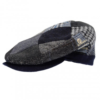 Celtic Alliance Navy Blue Patchwork Cap